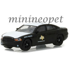 GREENLIGHT 42840 E 2011 DODGE CHARGER PURSUIT 1/64 TEXAS HIGHWAY PATROL POLICE