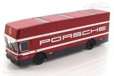 Mercedes-Benz O 317 Porsche Renntransporter - Schuco 1:43 450372900