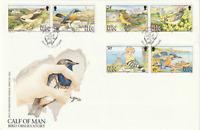 IOM 18 FEB 1994 BIRD OBSERVATORY UNADDRESSED FIRST DAY COVER DOUGLAS SHS
