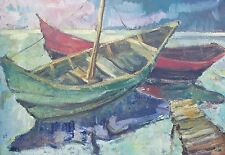 Marine originale grand format - Années 1960