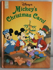 Disney's Mouse Works Mickey's Christmas Carol  Book 1996