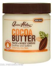 Queen Helene Beurre de Cacao Visage & Corps Crème 426ml