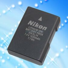 Genuine Nikon EN-EL14 Original battery for Df D3100/3200 D5100/5200 D5300 P7800