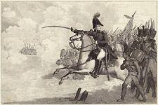 Colonel Jean Lannes Napoléon Bonaparte 29e Régiment Infanterie de Ligne 1825