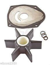 Mercruiser Alpha One, Gen 2 Water Pump Impeller Kit Also Fits Mercury Outboard