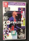 FIFA 21 [ Legacy Edition ] (Nintendo Switch) NEW