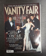 Vanity Fair Magazine - Hollywood Issue: March 2011