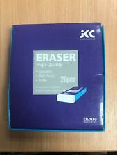 High Quality Erasers - Box 19