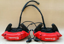 MERCEDES CL600 S600 03-06 W220 W215 Front BREMBO Brake Calipers Pair oem jdm use