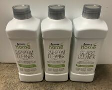 3 Pk Amway Home Bathroom Cleaner Concetrated 1 L 33.8 Fluid Ounces
