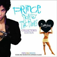 PRINCE Sign O The Times Outtakes Collector's Edition Remix And Remasters 2 CD