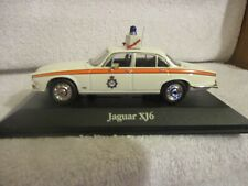 Atlas British Police Cars. Jaguar XJ6 West Yorkshire.