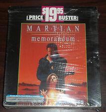 "PC Game. Martian Memorandum. 3.5"" Floppy Disk Format. Sega Ozisoft"