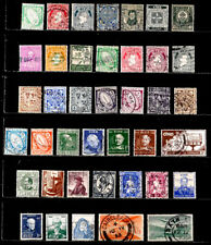 IRELAND: CLASSIC ERA - 1940'S STAMP COLLECTION WITH SETS