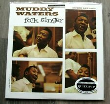Classic Records Chess LPS 1483 Muddy Waters Folk Singer 200G LP Audiophile NEW