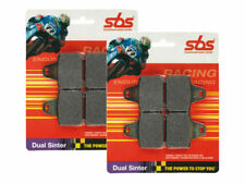 Ducati 1098 2007 2008 SBS Dual Sintered Front Brake Pads 841DS