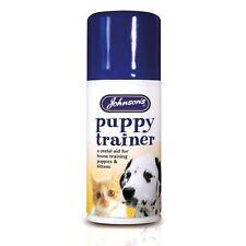 Johnsons Puppy Dog Kitten House Trainer Spray 150ml