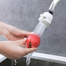 Universal rotating kitchen 360 degree rotatable faucet water saving filter spray