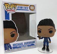 "Funko Pop Television: Star Trekâ""¢ Discovery - Michael Burnham Vinyl Figure #47743"