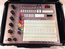 RSR Electronics PAD-234A Analog/Digital Trainer w/ Bonus 140 pc Jumper Wire Kit