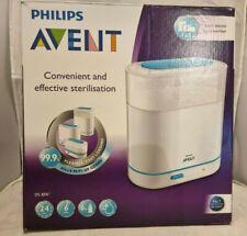 Philips AVENT 3 in 1 Electric Steam Steriliser SCF284/01