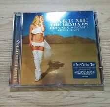 Britney Spears - Make Me The Remixes Limited EP - Glory Exclusive