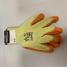 Simply GL05 Heavy Duty Working Gloves Size 9
