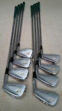Wilson Custom Forged X31 iron set 3-PW