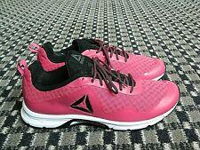Reebok Triplehall 7.0 Ladies Gym Trainers Pink Size 7 / 40.5