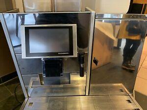 Kaffee Kaffeevollautomat Gastronomie Maschine Thermoplan black white 3 CTM RF