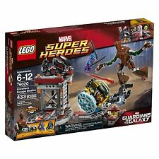 LEGO Superheroes 76020 Knowhere Escape Mission Building Set , New, Free Shipping