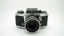 EXAKTA VX1000 35mm Film SLR Camera // Carl Zeiss Tessar F/2.8 50mm