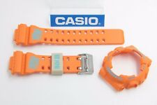 CASIO G-Shock & IN4MATION GAX-100X-4 X-Large Orange BAND & BEZEL Combo GAX-100