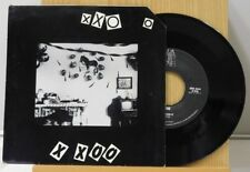 XXOO 45 EP w/ps How Can I / That's What They Say, Tracks Of My Tears - Press M-