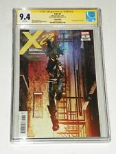 X-23 7 CGC 9.4 Variant First Appearance X-Assassin Signed M Deodato