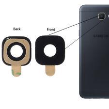 Para Samsung Galaxy J5 Prime 2016 Rear Back Cámara Vaso Lente + Adhesivo SM G570