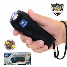 BLACK JACK 120 db Personal Alarm and 21,000,000 Volt Stun Gun - Streetwise