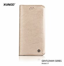 Samsung Galaxy S8 / iphone7 i7 plus Genuine original XUNDD Leather Cover Case