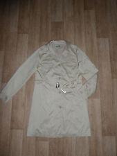 BENETTON leichter Trenchcoat / Mantel Beige Gr.38 / M **TOP**