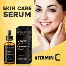 5x Roushun Vitamin C Serum 20% VC Serum Brightening Serum 30 ml.