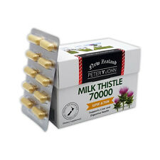 PETER AND JOHN New Zealand Milk Thistle 70000 60 Capsules