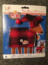 Elf on the Shelf Elf Pet Reindeer Pajama Outfit Claus Couture Collection New