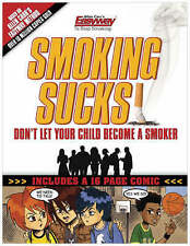 Smoking Sucks: Don't Let Your Child Become a Smoker, Allen Carr, Paul Mason, New