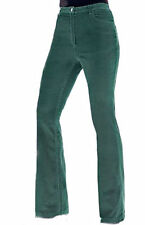 Bootcut Cotton Other Casual Trousers for Women