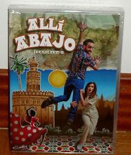 ALLI ABAJO-1º TEMPORADA COMPLETA-PACK 5 DVD-PRECINTADO-NEW-NUEVO-SEALED-SERIES