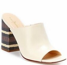 Cole Haan Luci Open Toe Slide Mule Womens Size 8