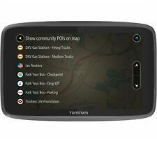 """TomTom GO Professional 6200 HGV 6"""" Sat Nav Wi-Fi Lifetime Full Europe Maps"""
