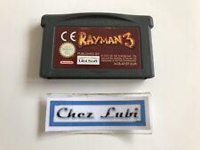 Rayman 3 - Nintendo Game Boy Advance GBA - PAL EUR