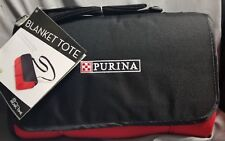Picnic Time Purina Blanket Tote