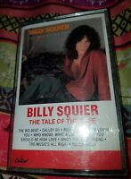 Billy Squier : The Tale of the Tape [Cassette] Capitol Records